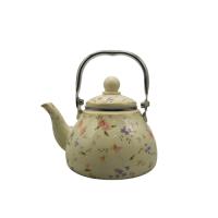 Чайник заварочный 1 л, эмалированный. Арт1413