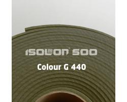 Изолон Хаки 2 мм (0,75 м*1 м)  G440. Арт01621