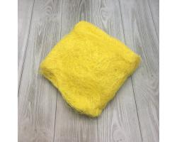 Сизалевый наполнитель 100г. Жёлтый. Арт02317